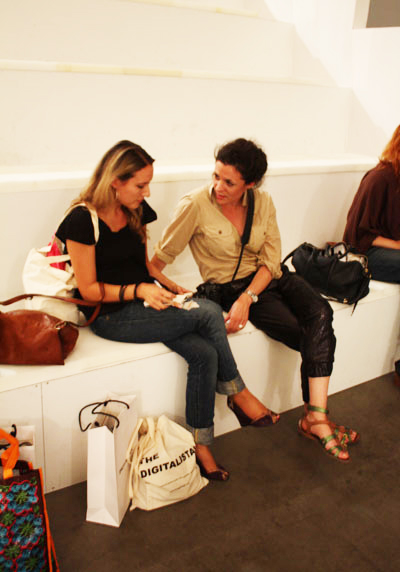 Digitalista K. interviewing Garance Dore
