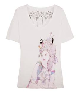 Zoe & Morgan limited edition tee